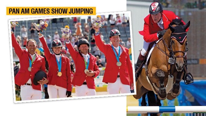 Thumbnail for Pan Am Games Show Jumping: Ola Rio