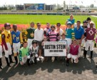 Jockey Justin Stein claimed his 1,000 career win. Photo by Michael Burns Photography