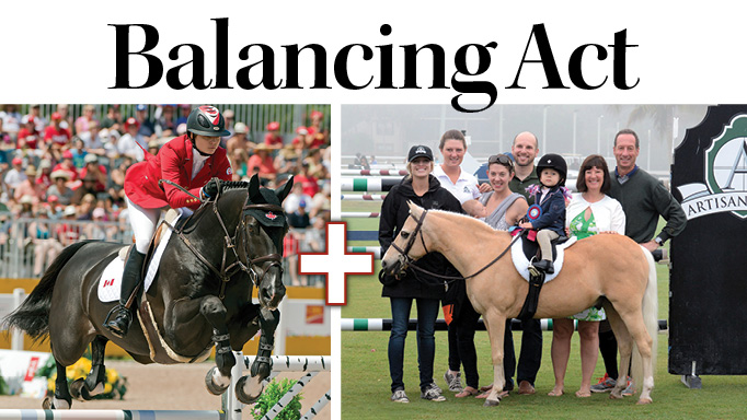 Thumbnail for Balancing Act: How Riders Keep the Good Horses