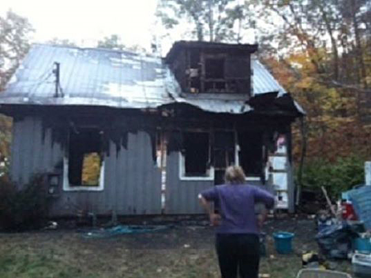 Thumbnail for Lorraine Laframboise Loses House, Dogs, in Tragic Fire