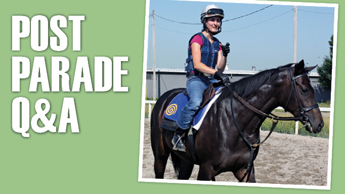 Thumbnail for Post Parade Q & A with Krista Carignan