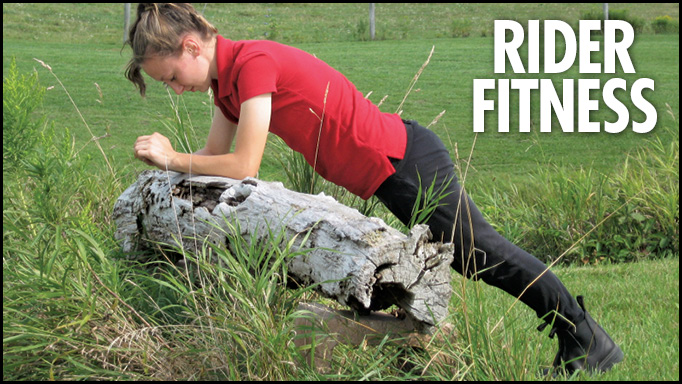 Thumbnail for Rider Fitness: Cardio & Core