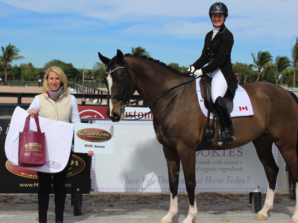 Thumbnail for Belinda Trussell Recognized with Most Valuable Rider Award