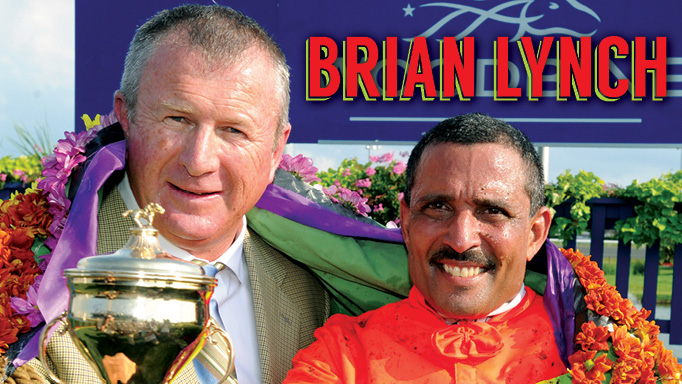 Thumbnail for Brian Lynch: Trainer with a Winning Touch