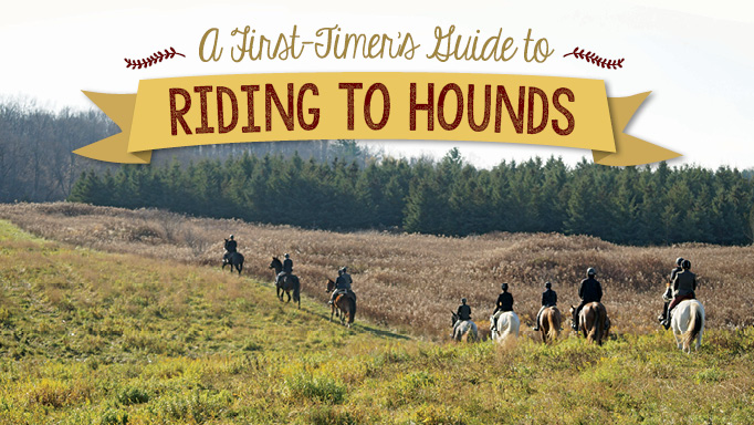 Thumbnail for A First Timer's Guide to Riding To Hounds