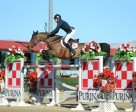 Rich Fellers and Lux Lady won the $100,000 Purina Animal Nutrition Grand Prix at HITS Desert Circuit III.