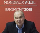 Luc Fournier, the regional chief executive officer of the 2018 FEI World Equestrian Games™