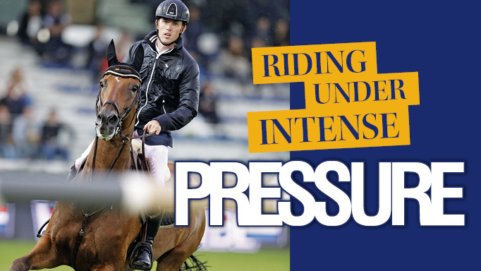 Thumbnail for Riding Under Intense Pressure