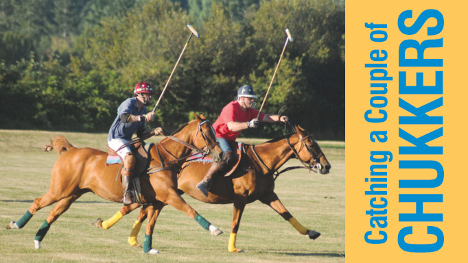 Thumbnail for Catching a Couple of Chukkers