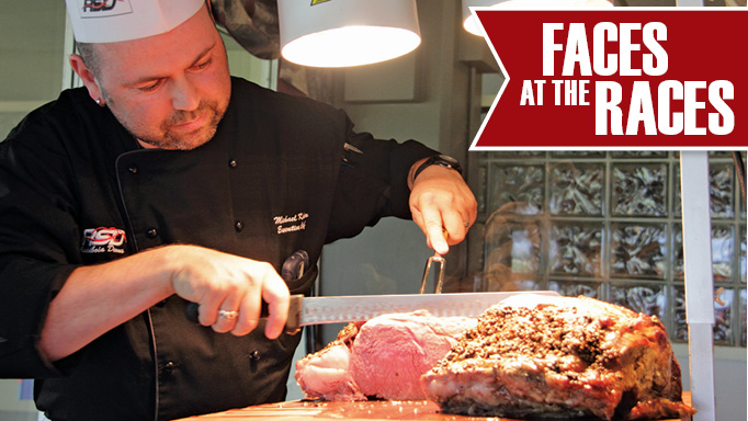 Thumbnail for Faces At The Races: Executive Chef Michael Keeler