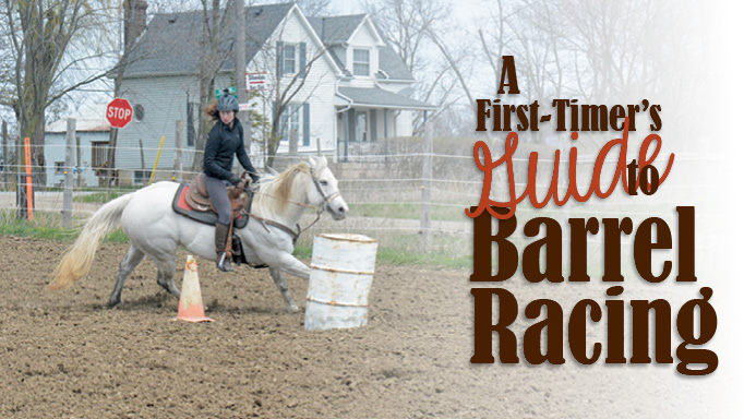Thumbnail for A First-Timer's Guide to Barrel Racing