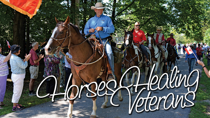Thumbnail for Horses Healing Veterans