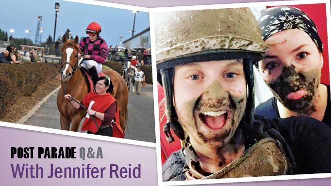 Thumbnail for Post Parade Q&A with Jennifer Reid