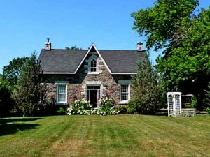1 650 000 for century home and stables in oro medonte for Tiny house for sale ontario