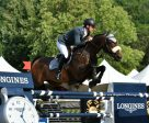 Andrew Ramsay and Stranger won the Québec Original Open Welcome at International Bromont. Photo by Tom von kap Herr