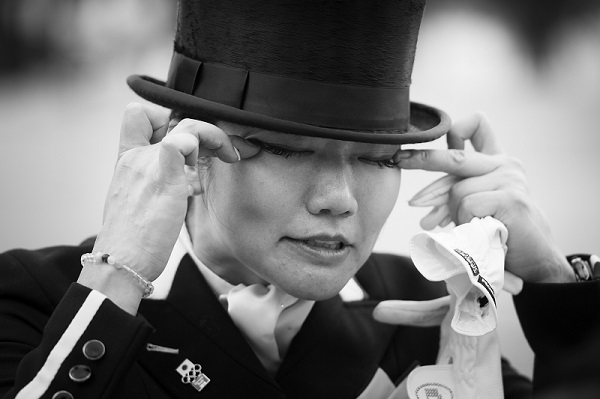 Thumbnail for Emotional roller-coaster on opening day of Olympic Dressage