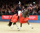 Soon to be retired dressage star Valegro will appear at the London International Horse Show in December.