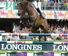 Gregory Broderick's Olympic partner, MHS Going Global, has been sold to Athina Onassis. Tony Parkes/FEI photo