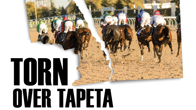 Thumbnail for Torn Over Tapeta