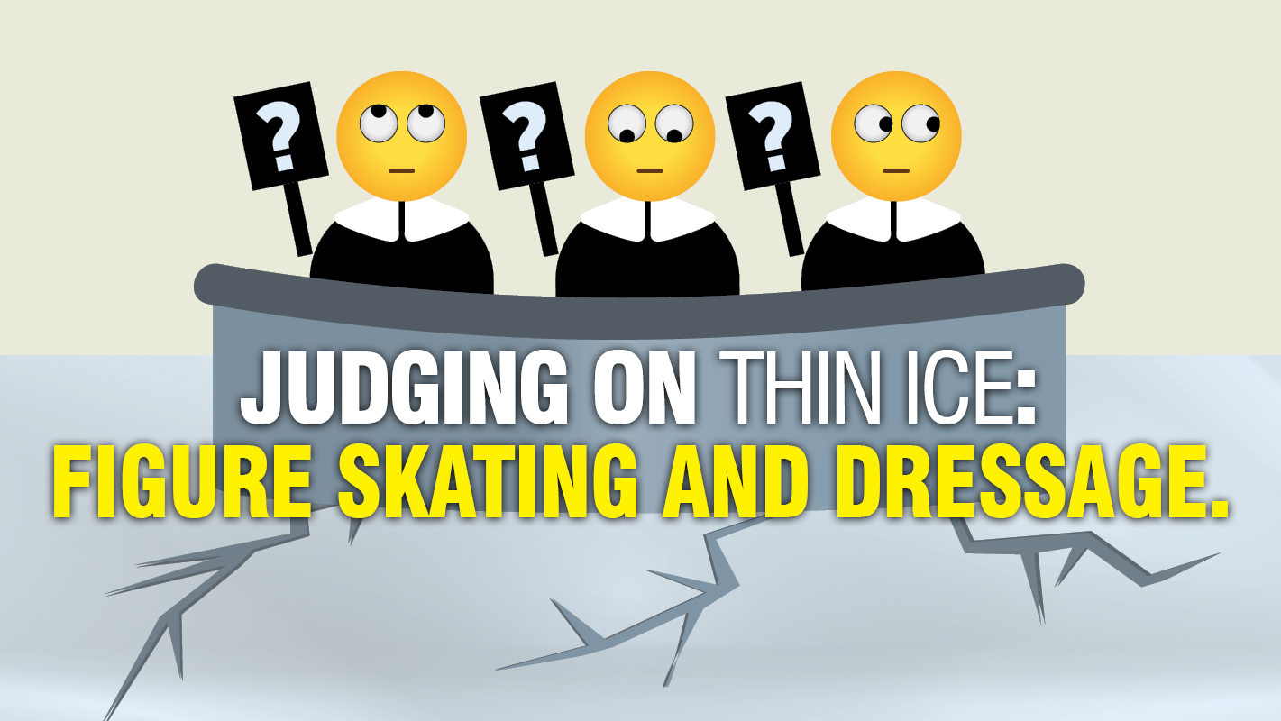 Thumbnail for Judging on Thin Ice: Figure Skating and Dressage