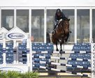 Meredith Michaels-Beerbaum and Daisy won the $35,000 Suncast® 1.50m Championship Jumper Classic at WEF. Photo by Sportfot