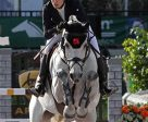 Bretton Chad of Calgary, AB posted back-to-back clear rounds for Canada aboard Cornishman during the $25,000 Hollow Creek Under 25 Team Event Grand Prix, held Feb. 3, 2017 at the CSI 4* Winter Equestrian Festival (WEF) 4 in Wellington, FL. Photo by Starting Gate Communications
