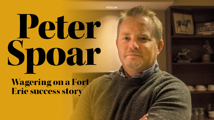 Thumbnail for Peter Spoar: Wagering on a Fort Erie Success Story