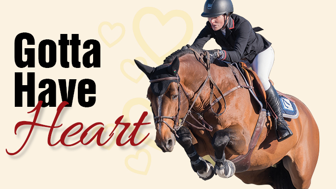 Thumbnail for Does Heart Size Affect Equine Athletic Performance?