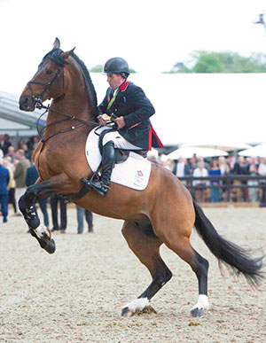 Nick Skelton and Big Star retired from show jumping on May 14th at the Royal Windsor Horse Show.