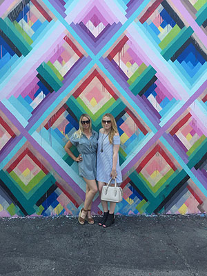 A trip to Wynwood.