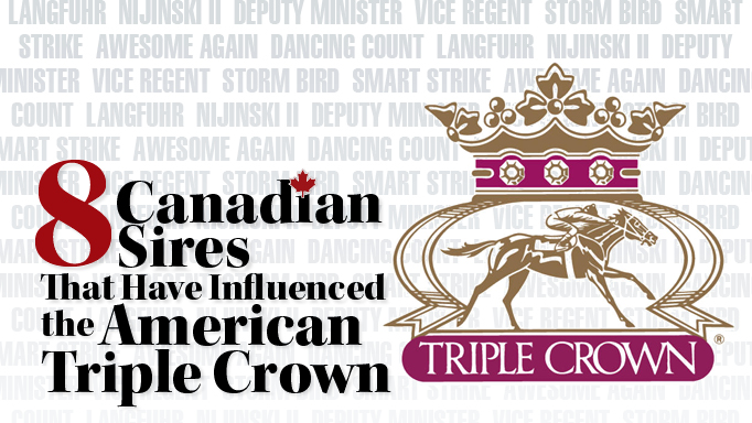 Thumbnail for 8 Canadian Sires That Have Influenced the American Triple Crown