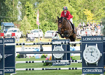 Thumbnail for Canadian Show Jumping Team Second in Langley Nations' Cup