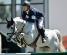 Kent Farrington and Uceko won the PWC Cup at the Spruce Meadows North American. Photo by Spruce Meadows Media Services