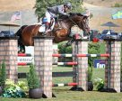 John Pearce and Chantico won the $30,000 Markel Insurance Grand Prix in California. Photo by McCool