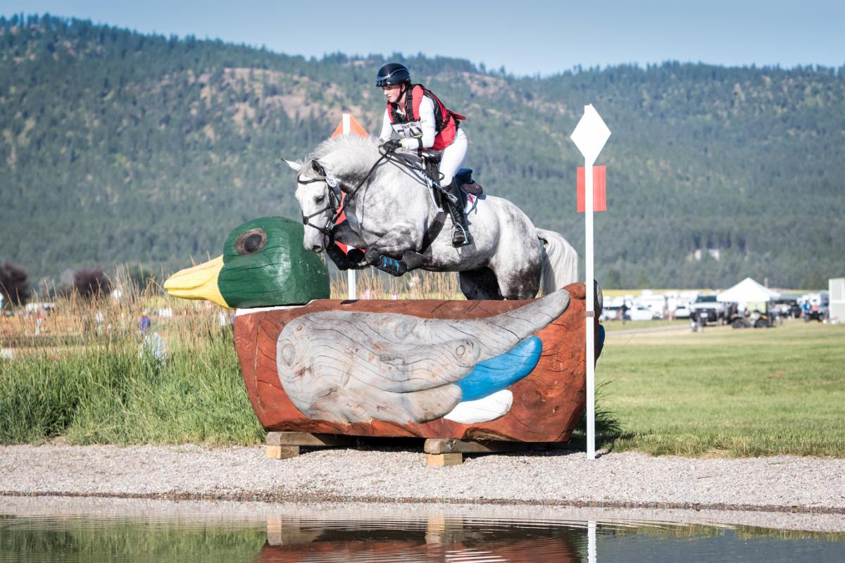 Thumbnail for Canadian Young Rider Eventing Team Leading the Way to Show Jumping