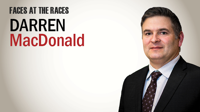 Thumbnail for Faces at the Races: Darren MacDonald