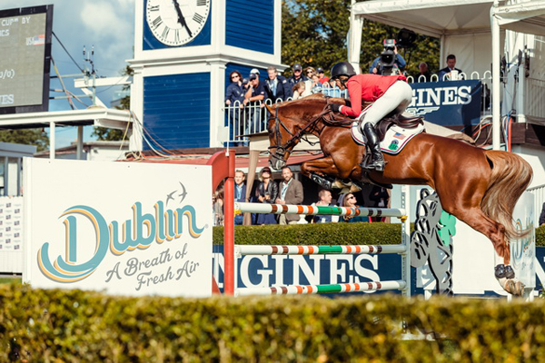 Thumbnail for Longines signs long-term title partnership of FEI Nations Cup™ Jumping