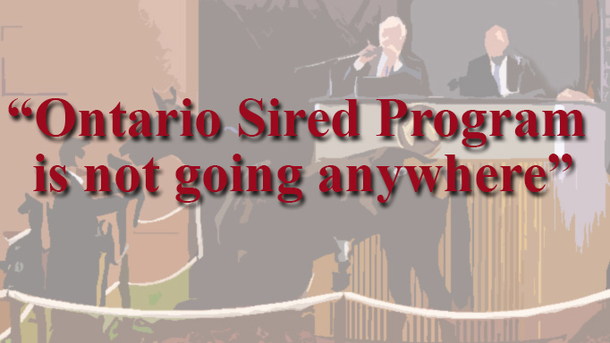 Thumbnail for Ontario Sired Program Here to Stay