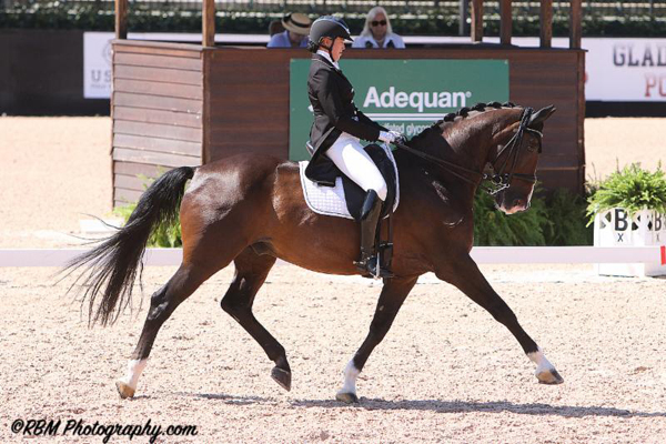 Thumbnail for Canada's Alexandra Duncan and Vitall Capture FEI Grand Prix at Tryon