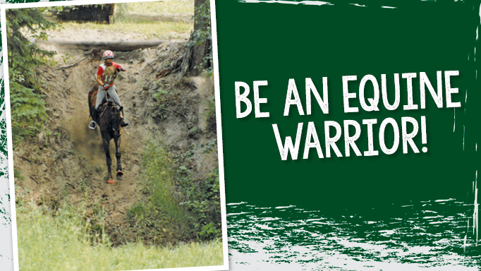 Thumbnail for Be an Equine Warrior!