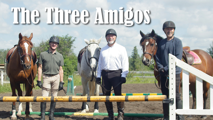 Thumbnail for The Three Amigos