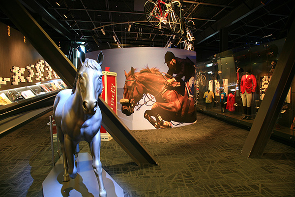 Thumbnail for Canada's Sports Hall of Fame Hosts Horses in Sport Exhibit