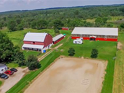 1 300 000 For A Well Kept Hobby Farm In Puslinch Ontario