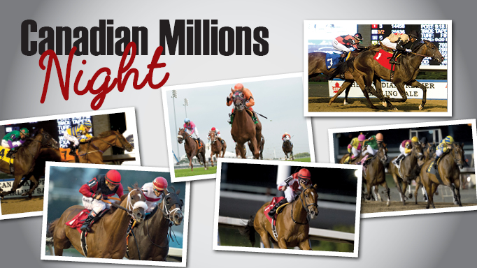 Thumbnail for Canadian Millions Night