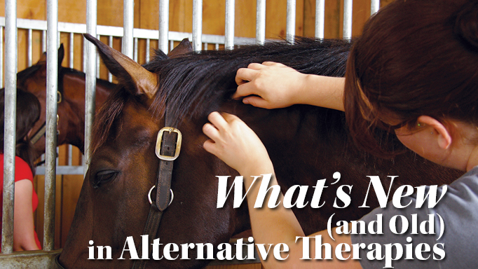 Thumbnail for What's New (and Old) in Alternative Therapies