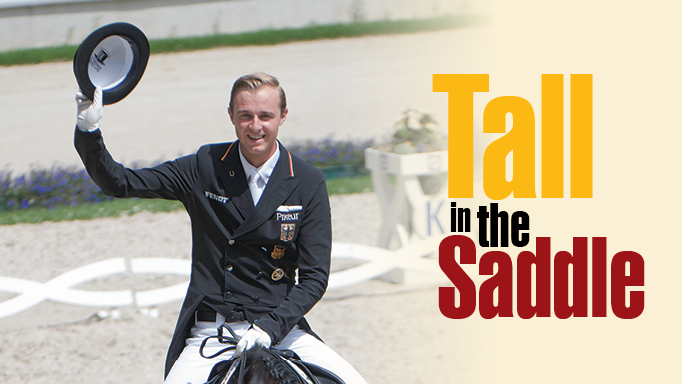 Thumbnail for Sonke Rothenberger: Tall in the Saddle