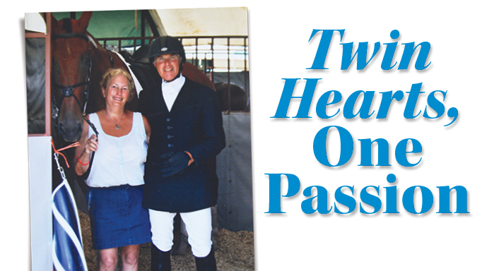 Thumbnail for Dick Bayly: Twin Hearts, One Passion