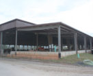 This arena, when completed, will accommodate the Reining and Vaulting competitions at WEG.