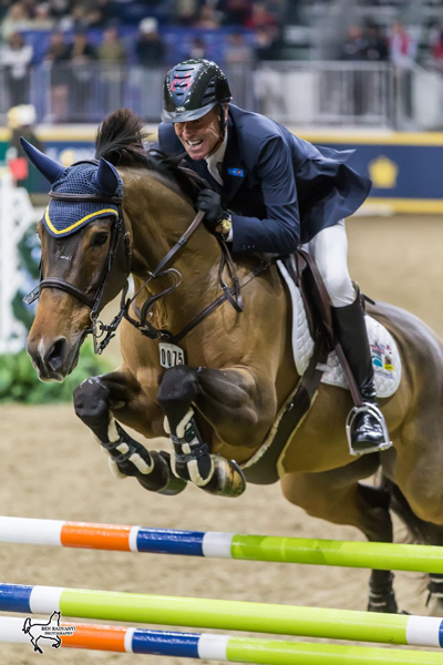 Thumbnail for Ian Millar Takes Round 1 of Canadian Show Jumping Championship