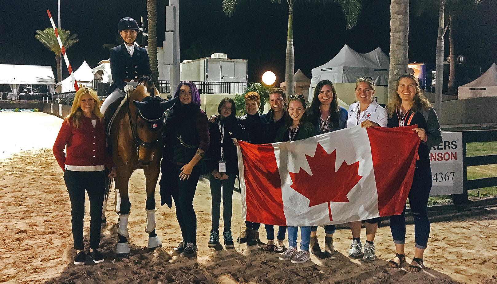 Thumbnail for Hunter/Jumpers Now Qualify For Youth Mentor Program